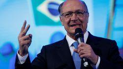 A estratégia de Alckmin para 2018: União da centro-direita e foco no