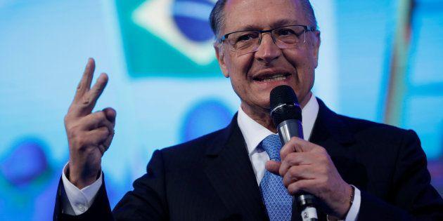 Geraldo Alckmin quer votos do Nordeste, região onde 50% das intenções de voto são para Luiz Inácio Lula...