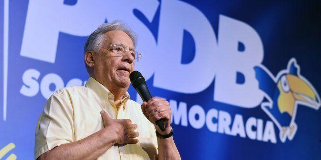 Movimento que pode levar Alckmin a ser cabeça na chapa de uma candidatura única da centro-direita tem...