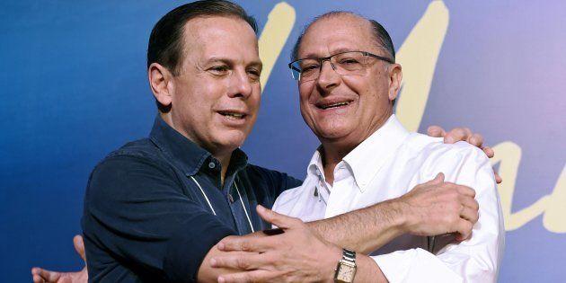 Mesmo com dificuldades de Alckmin em decolar nas pesquisas, PSDB descarta substuí-lo por João Doria na...