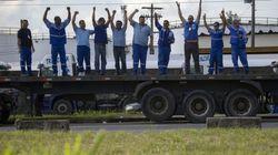 A greve dos caminhoneiros já atinge até quem precisa de bombinha para