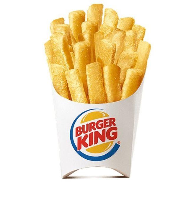 Quanto custa a porção de batata frita nas principais redes de fast food do