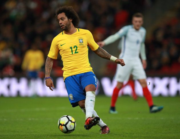 Marcelo está bem cotado para ser o capitão da Seleção na Copa da