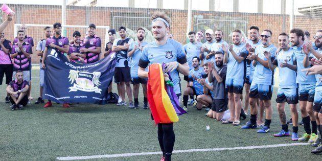 7eb96dc857 Prepare-se para torcer durante a maior competição LGBT de futebol no .