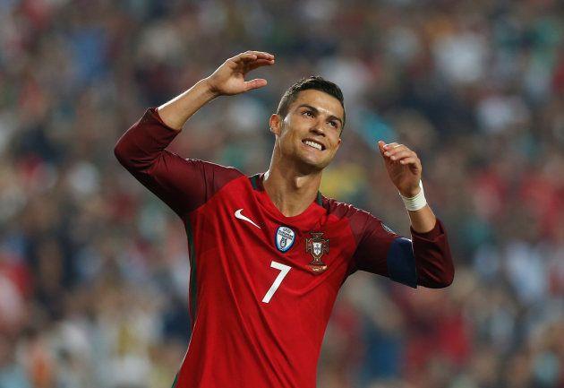 Cristiano Ronaldo é o 'dono' da seleção portuguesa e, dos seus gols, depende o sucesso dos