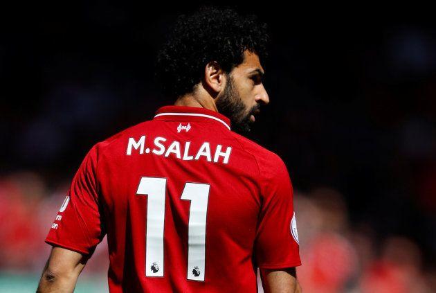Mohamed Salah ainda é dúvida para a Copa, mas, se jogar, certamente fará do Egito uma seleção perigosa...