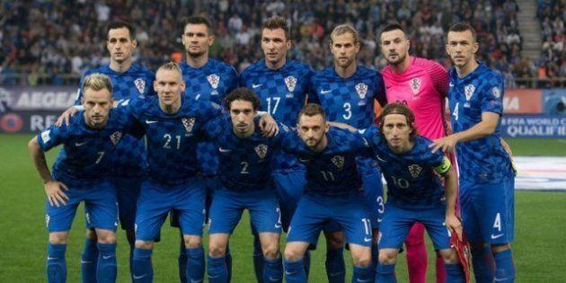 Seleção da Croácia tem jogadores perigosos e deverá tornar bastante difícil o teste para o