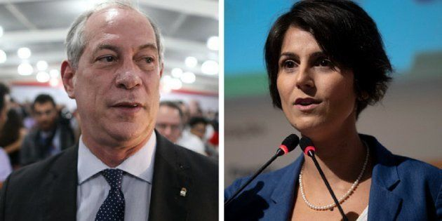 PCdoB admite que pode desistir da candidatura de Manuela D'Ávila no 1º turno para apoiar Ciro Gomes (PDT)...