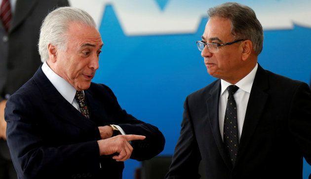 Novo ministro de Temer, Ronaldo Fonseca era representante da Assembleia de Deus na Câmara dos