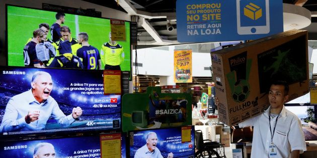 Fique ligado nos horários dos jogos da Seleção Brasileira para não perder  nenhum lance da 4493b20a26df4