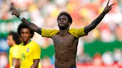 Por que a CBF não considera Neymar o 3º maior artilheiro da