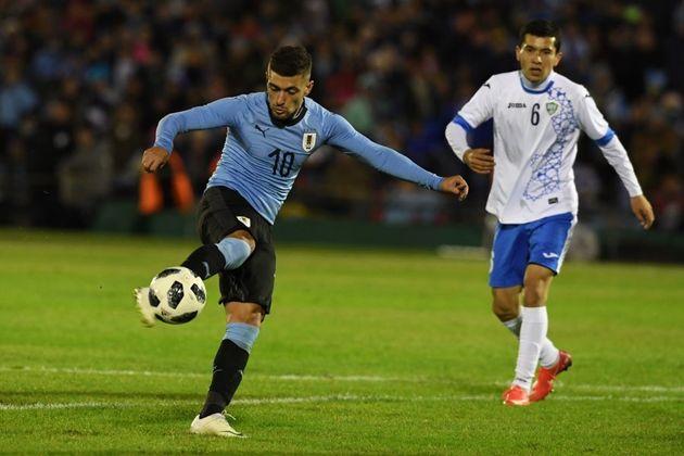 Uruguaio Giorgian De Arrascaeta é ídolo do Cruzeiro e promete fazer boa Copa do Mundo com a seleção
