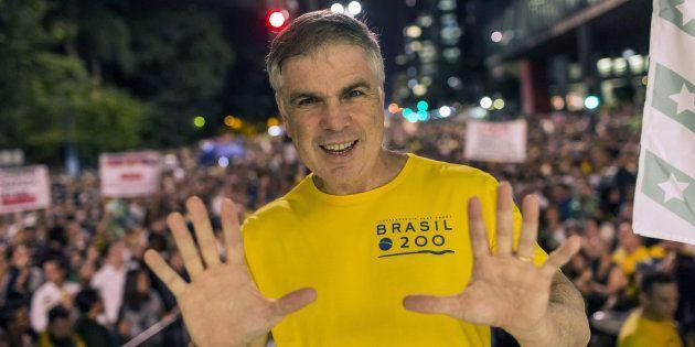 O empresário Flávio Rocha, pré-candidato à Presidência da República pelo PRB, faz parte do grupo dos...