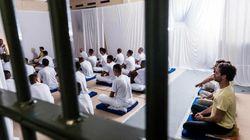 O presídio brasileiro que usa a meditação como ferramenta de