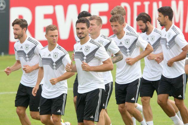 Força do grupo alemão, que manteve a base da equipe campeã em 2014, coloca seleção no grupo das