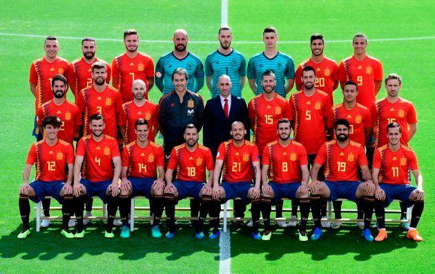 Seleção espanhola, a tradicional Fúria, é vista como potência na briga pelo título na Copa da