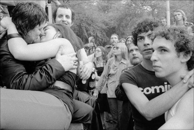 25 fotos incríveis de festas de Orgulho LGBTQ ao longo das