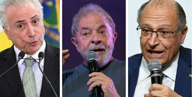 MDB de Michel Temer, PT de Lula e PSDB de Geraldo Alckmin receberão 37% do Fundo