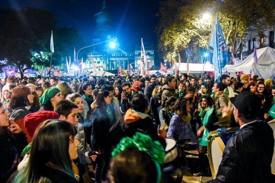 Argentinas ocuparam as ruas de Buenos Aires para pedir por aborto legal, seguro e gratuito no