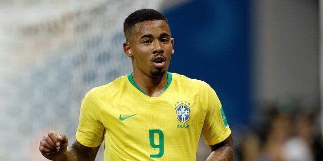 Gabriel Jesus ficou devendo no primeiro jogo da Seleção Brasileira na