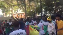 Festa senegalesa em São Paulo: Vídeo mostra a força do Senegal no