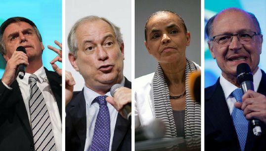 Porte de arma: O que 12 pré-candidatos à Presidência já disseram sobre