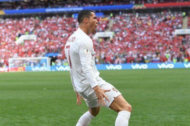 Comemora, CR7: Máquina de fazer gols já tem 7 na História das Copas do