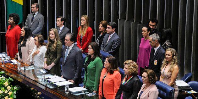 De acordo com o Ranking de Presença Feminina no Parlamento 2017, o Brasil deve atingir igualdade de gênero...