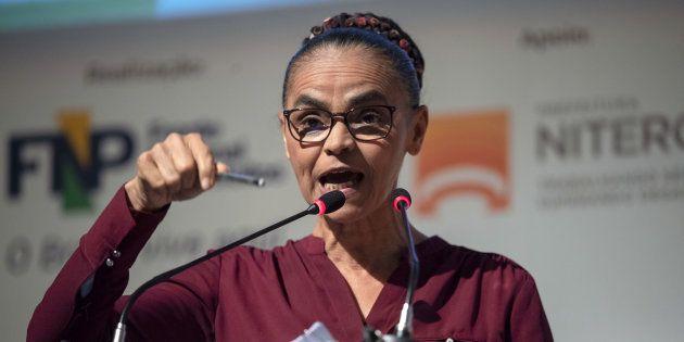 Marina Silva enfrenta dificuldade para alianças que aumentem seu tempo de