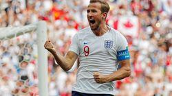 """Inglaterra goleia e """"apresenta"""" novo artilheiro: Os resultados do domingo na Copa da"""