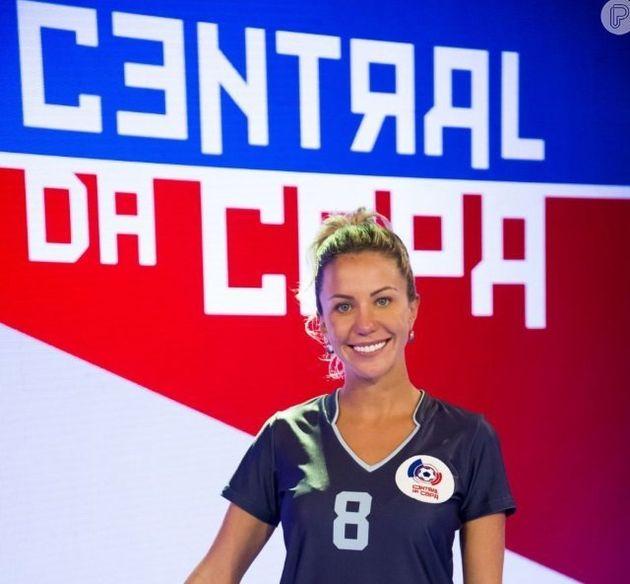Bárbara Coelho está brilhando no Central da