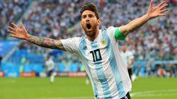 Messi acorda, e Argentina se classifica para oitavas de final da Copa da