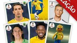 Canarinho Pistola é atração em álbum atualizado da Copa da