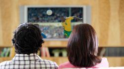 O casal anti-Copa e o cair pra