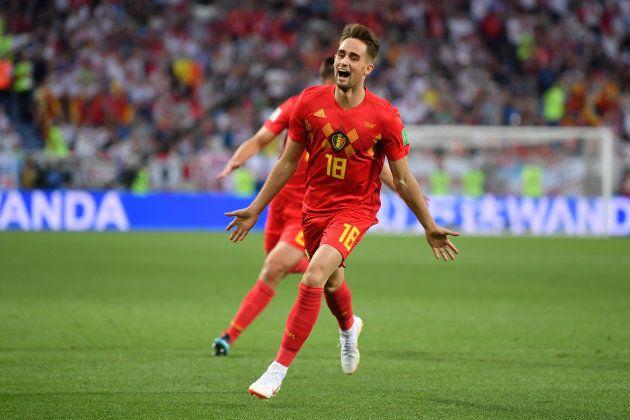 Bélgica bateu a Inglaterra e