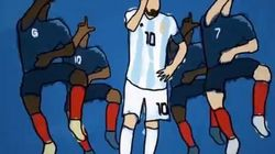 Argentina fora da Copa da Rússia rende enxurrada de