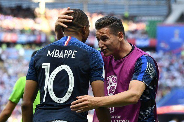Mbappe foi o nome do jogo na vitória da