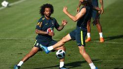 Marcelo e Danilo se recuperam e são opções para Tite contra o