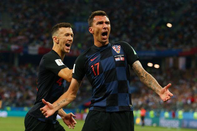 Croácia saiu atrás no placar, mas buscou virada e eliminou