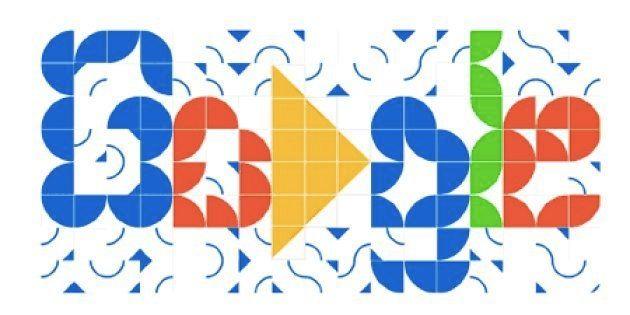 A homenagem do Google aos 100 anos de Athos