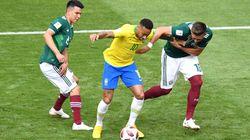 Brasil passa sufoco contra o México e primeiro tempo fica no 0 a
