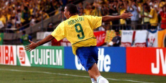 Ronaldo decidiu para o Brasil em 2002. Chegou a vez de Gabriel