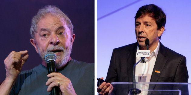Lula (PT) já arrecadou R$ 366 mil; a pré-campanha de João Amoêdo (Novo) soma R$ 261