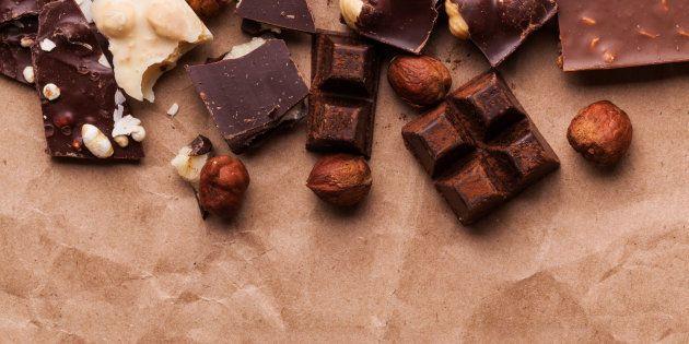 Ah, os chocolates