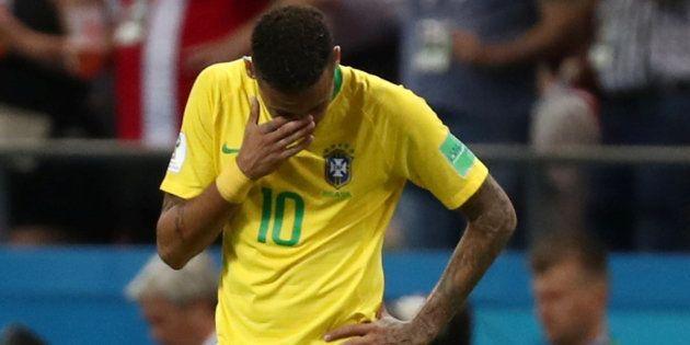 Não deu, Neymar! Seleção Brasileira perdeu da Bélgica e foi eliminada da Copa da
