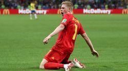 Bélgica domina 1º tempo e sonho do hexa da Seleção Brasileira fica