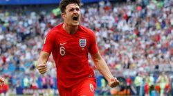Copa da Rússia: Inglaterra vence Suécia e volta a uma semifinal após 28