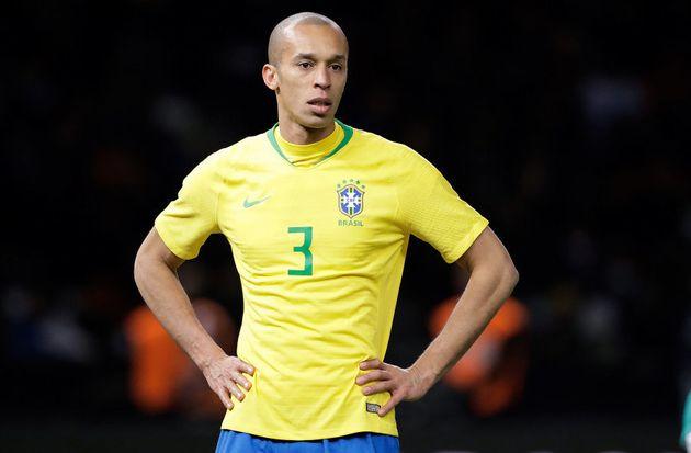 Miranda deixou a Copa como um dos melhores jogadores da Seleção na