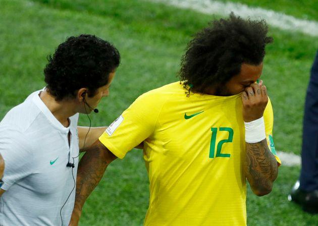 Vinha em ótima sequência até se lesionar no início do jogo contra a Sérvia. Voltou diante da Bélgica,...