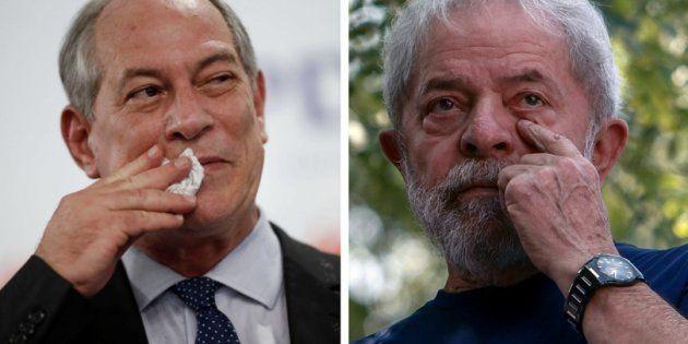 O ex-governador do Ceará tem entre 6% e 10% das intenções de voto, de acordo com pesquisa Datafolha divulgada...